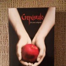 Libros de segunda mano: CREPUSCULO. UN AMOR PELIGROSO -- STEPHENIE MEYER. Lote 172370589