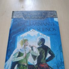 Libros de segunda mano: EL CAMINANTE DE LOS SUEÑOS. LA ESPADA DE LA VERDAD VOL 6 - TERRY GOODKIND. Lote 172456898