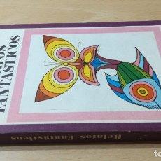 Libros de segunda mano: RELATOS FANTASTICOS - BIBLIOTECA PEPSI - 1/ TEXTO 64 A. Lote 172776973