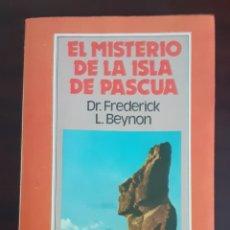 Libros de segunda mano: EL MISTERIO DE LA ISLA DE PASCUA - FREDERICK BEYNON - 1980. Lote 172935989