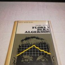 Libros de segunda mano: FLORES PARA ALGERNON (DANIEL KEYES) - ACERVO. Lote 172953592