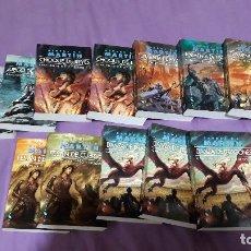 Libros de segunda mano: JUEGO DE TRONOS, EDICION COMPLETA 12 LIBROS. Lote 172969024