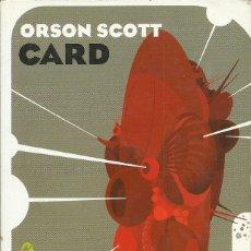 Libros de segunda mano: ORSON SCOTT CARD-ENDER,EL XENOCIDA.BYBLOS.EDICIONES B.2004.. Lote 173033430
