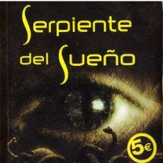 Libros de segunda mano: SERPIENTE DEL SUEÑO - VONDA N. MCINTYRE; BYBLOS. Lote 173088873