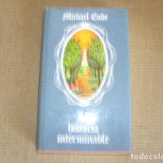 Libros de segunda mano: LA HISTORIA INTERMINABLE , MICHAEL ENDE. Lote 173757525