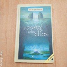Libros de segunda mano: EL PORTAL DE LOS ELFOS (HERBIE BRENNAN). Lote 187406607