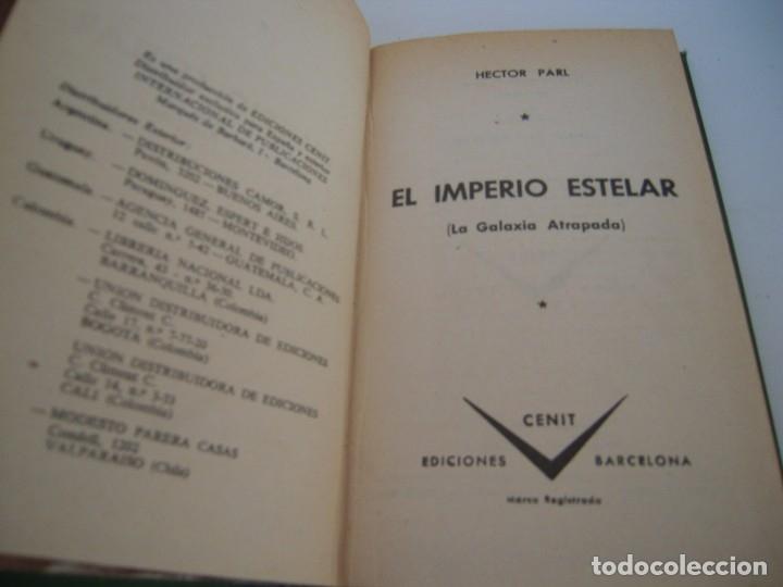EL IMPERIO ESTELAR (Libros de Segunda Mano (posteriores a 1936) - Literatura - Narrativa - Ciencia Ficción y Fantasía)