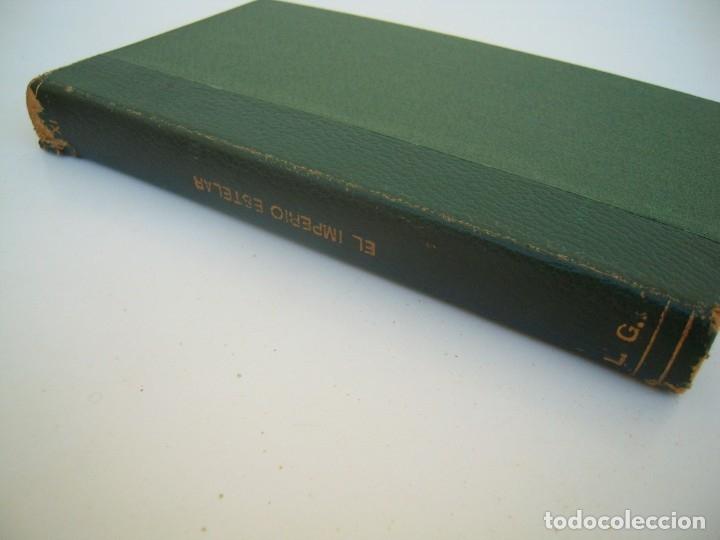 Libros de segunda mano: el imperio estelar - Foto 3 - 173813183