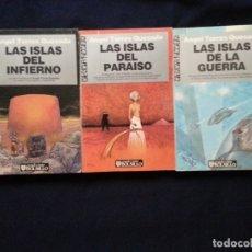 Libros de segunda mano: LAS ISLAS DEL INFIERNO - ANGEL TORRES QUESADA. Lote 173848603