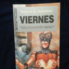 Libros de segunda mano: VIERNES - ROBERT A. HEINLEIN. Lote 173848904