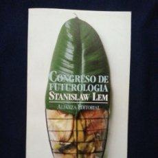 Libros de segunda mano: CONGRESO DE FUTUROLOGIA - STANISLAW LEM. Lote 173865458