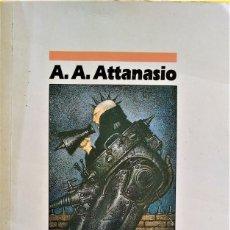 Libros de segunda mano: RADIX DE A.A. ATTANASIO (NOVA). Lote 174392540