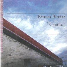 Libros de segunda mano: CENITAL. EMILIO BUESO. SALTO DE PÁGINA, COLECCIÓN PÚRPURA. 2012.. Lote 174439035
