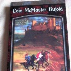 Libros de segunda mano: LOIS MCMASTER: LOS CUERVOS DEL ZANGRE. UNA NOVELA DE CHALION.. Lote 174517097