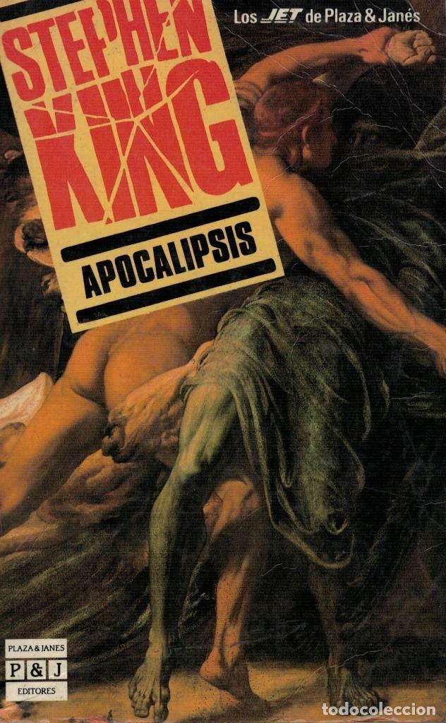 STEPHEN KING, APOCALIPSIS (Libros de Segunda Mano (posteriores a 1936) - Literatura - Narrativa - Ciencia Ficción y Fantasía)
