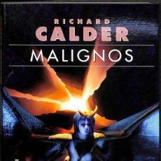 Libros de segunda mano: MALIGNOS. Lote 174539699