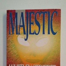 Libros de segunda mano: MAJESTIC. - WHITLEY STRIEBER. TDK411. Lote 174542659