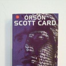 Libros de segunda mano: HIJOS DE LA MENTE. - ORSON SCOTT CARD. TDK413. Lote 174908284