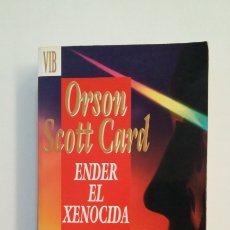 Libros de segunda mano: ENDER EL XENOCIDA. - CARD, ORSON SCOTT. TDK413. Lote 174908564