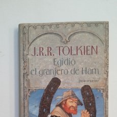 Libros de segunda mano: EGIDIO, EL GRANJERO DE HAM. J. R. R. TOLKIEN. CIRCULO LECTORES. TDK414. Lote 174925598