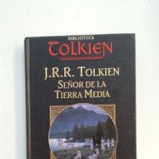Libros de segunda mano: SEÑOR DE LA TIERRA MEDIA. J.R.R. TOLKIEN. BIBLIOTECA. EDICION DE JOSEPH PEARCE. PLANETA. TDK414. Lote 175002430