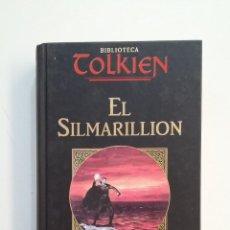 Libros de segunda mano: EL SILMARILLION. J.R.R. BIBLIOTECA TOLKIEN. PLANETA DEAGOSTINI MINOTAURO. TDK414. Lote 175002617