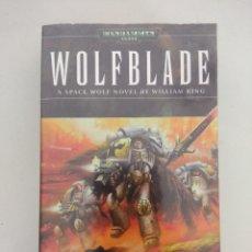 Libros de segunda mano: LIBRO WARHAMMER 40.000/WOLFBLADE/GAMES-WORKSHOP.. Lote 175754135