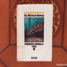 Libros de segunda mano: MICHAEL BISHOP. PREMIO NEBULA 1987.. Lote 175832863