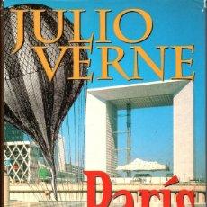 Libros de segunda mano: JULIO VERNE : PARÍS EN EL SIGLO XX (PLANETA, 1995) PRIMERA EDICIÓN. Lote 175847343