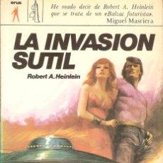 Libros de segunda mano: LA INVASION SUTIL. Lote 176138830