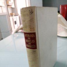 Libros de segunda mano: ANTOLOGÍA DE NOVELAS DE ANTICIPACIÓN. SEGUNDA SELECCIÓN. VARIOS AUTORES. BARCELONA, 1964. ED. ACERVO. Lote 176336477