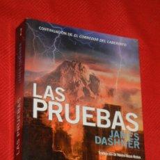 Libros de segunda mano: LAS PRUEBAS, DE JAMES DASHNER - ED. NOCTURNA, 2014 - EL CORREDOR DEL LABERINTO II. Lote 176911818