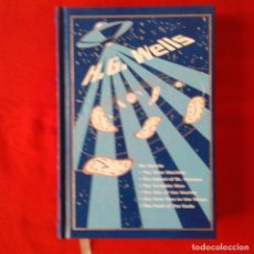 Libros de segunda mano: H.G. WELLS SIX NOVELS: TIME MACHINE, ISLAND OF DR.MOREAU, INVISBLE MAN, (INGLÉS) CANTERBURY 2012. Lote 176958029