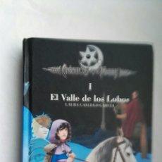 Libros de segunda mano: EL VALLE DE LOS LOBOS I TAPA DURA. Lote 177078782