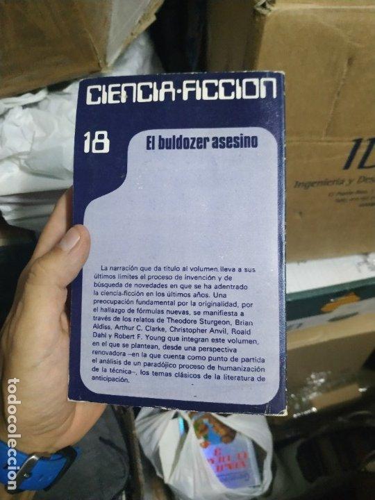 Libros de segunda mano: El Buldozer Asesino - VVAA. Selecciones Caralt. - Foto 2 - 177297770