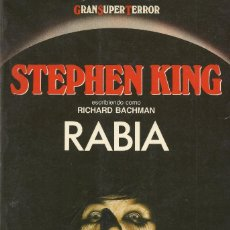 Libros de segunda mano: RABIA, STEPHEN KING. Lote 177531165