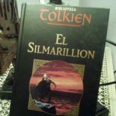 Libros de segunda mano: BIBLIOTECA TOLKIEN - PLANETA MINOTAURO- EL SILMARILLION. Lote 177620877