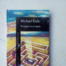 Libros de segunda mano: EL ESPEJO EN EL ESPEJO. MICHAEL ENDE. Lote 177637409