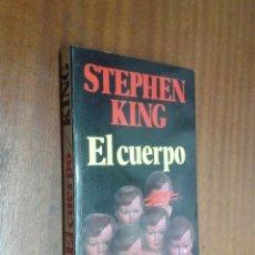 Livres d'occasion: EL CUERPO / STEPHEN KING / GRIJALBO BOLSILLO 1988. Lote 177646208