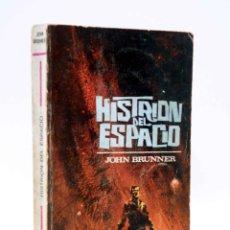 Libros de segunda mano: GALAXIA CIENCIA FICCIÓN 51. HISTRIÓN DEL ESPACIO (JOHN BRUNNER) VÉRTICE, 1966. Lote 194912730