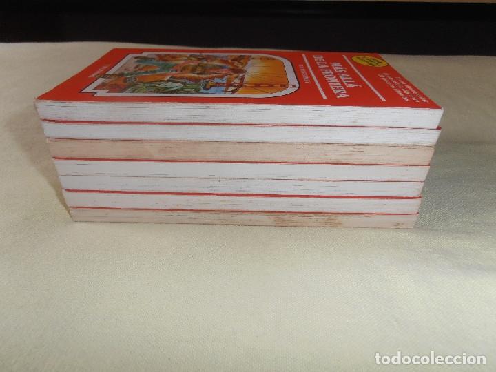 Libros de segunda mano: LOTE - ELIGE TU PROPIA AVENTURA -- TIMUN MAS - 7 LIBROS - Foto 3 - 178149313