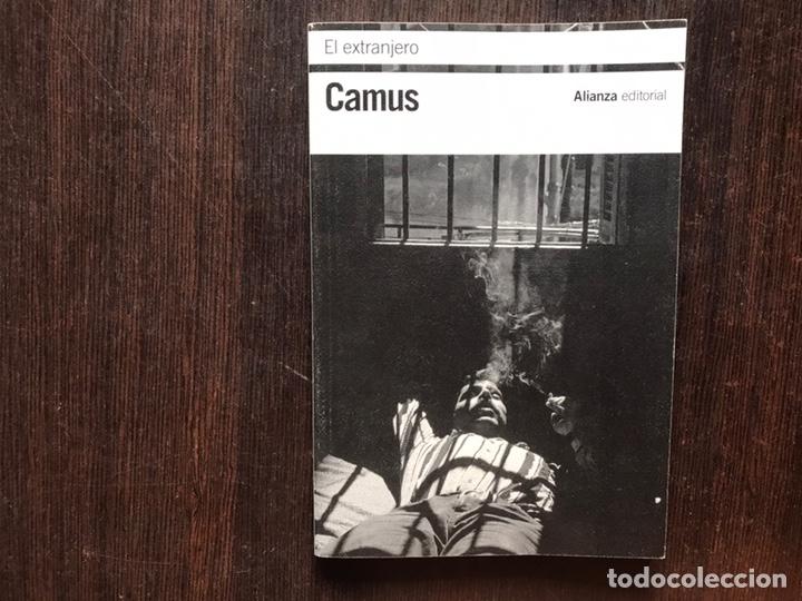 EL EXTRANJERO. CAMUS. ALIANZA EDITORIAL (Libros de Segunda Mano (posteriores a 1936) - Literatura - Narrativa - Ciencia Ficción y Fantasía)