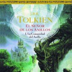 Libros de segunda mano: EL SEÑOR DE LOS ANILLOS, I. LA COMUNIDAD DEL ANILLO. - TOLKIEN, J. R. R... Lote 178170565