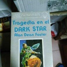 Livros em segunda mão: TRAGEDIA EN EL DARK STAR - ALAN DEAN FOSTER. EDAF. Lote 178218753