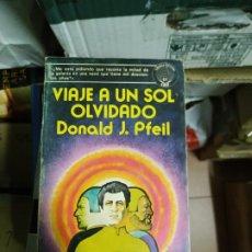 Livros em segunda mão: VIAJE A UN SOL OLVIDADO - DONALD J. PFEIL. EDAF. Lote 178219473