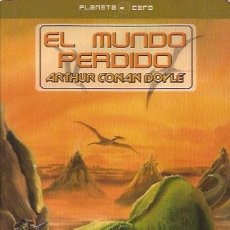 Libros de segunda mano: NOVELA EL MUNDO PERDIDO ARTHUR CONAN DOYLE EDIC. MESTAS. Lote 178330576