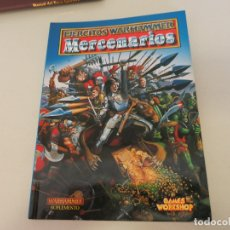 Libros de segunda mano: EJERCITOS WARHAMMER MERCENARIOS GAMES WORKSHOP. Lote 178334553