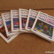Libros de segunda mano: VIVE TU PROPIA AVENTURA - SUSAETA - 6 LIBROS. Lote 178587586