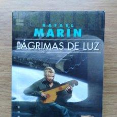 Libros de segunda mano: LAGRIMAS DE LUZ. RAFAEL MARIN. GIGAMESH. Lote 178603167