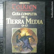 Libros de segunda mano: GUIA COMPLETA DE LA TIERRA MEDIA (A-G) ROBERT FOSTER. BIBLIOTECA TOLKIEN.. Lote 178755317